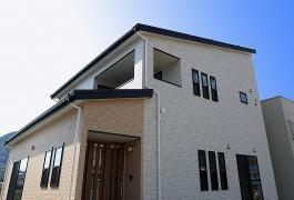 A様邸新築工事(鉄骨造)